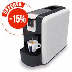 MACCHINA CAFFÈ CAPSULE LAVAZZA ESPRESSO POINT MINI