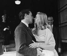 Wedding day for Dennis Hamilton & Diana Dors
