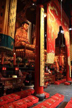 Jade Buddha Temple | Shanghai, China