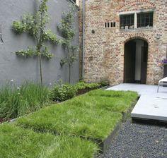 Kleine strakke tuinen   Filip Van Damme