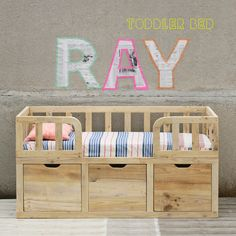 Ray Toddler Bed & Sofa - Xo-in My Room