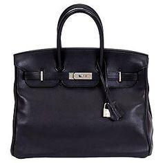 1fb72904f4a6 A Modern Parisian Look - Week 23 - Sales Events. Annette Kristensen ·  Tasker   Bags · Hermès Geranium  amp  Palladium Togo Birkin - Vintage Lux  ...