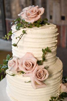 Wedding reception barn, wedding décor, winter wedding, wedding reception, wedding cake. Rustic barn wedding and reception venue in Alabama whiteacresfarms.com