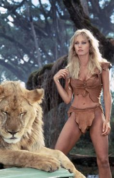 Sheena Queen of the Jungle (Tanya Roberts)