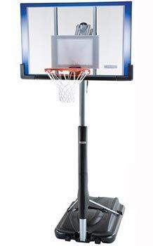 Lifetime Portable Basketball Goal - 71564 Shatter Proof 50-inch Backboard Goal Hoop