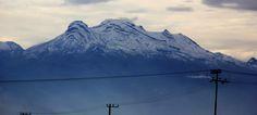 #Iztaccihuatl #Mexico #volcano #landscape