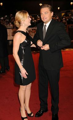 Leonardo DiCaprio & Kate Winslet: Photos Of The Pair Together