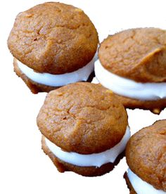 Budget101.com - - Pumpkin Whoopie Pies | Thanksgiving Recipes