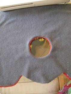 Шьем Лучшая зимняя шапочка своими руками - шитье