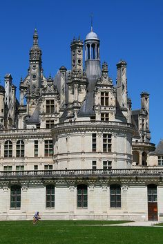 Domes of Chambord ~ Loire