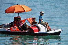 Dobrodružné aktivity na leto pre celú rodinu Trampolines, Geocaching, Rodin, Rafting, Trivia, Life Hacks, Leto, Boat, Dinghy