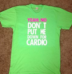 Pitch Perfect - Neon T-shirt - Womens Fitness Clothing - Workout shirt – Ruffles with Love