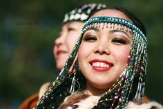 Chukchi girl Kamchatka Russia