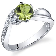 Ethereal Curves 0.75 carats Peridot Ring in Sterling Silver Rhodium Nickel Finish Size 7 Peora http://www.amazon.com/dp/B004LUHP1C/ref=cm_sw_r_pi_dp_PL.Zub1XZSBME