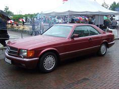 https://flic.kr/p/iDBGdx   Mercedes C 126 - 2. Serie - 1985-91 ( 420 SEC / 500 SEC / 560 SEC )