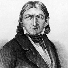 Friedrich Wilhelm August Fröbel (1782-1852) stiftete 1840 den ersten deutschen Kindergarten in Bad Blankenburg.