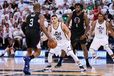 Los Angeles Clippers vs. Utah Jazz - 4/30/17 NBA Pick, Odds, and Prediction