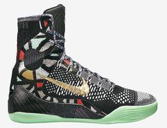 "Nike Kobe 9 Elite ""Maestro"" aka ""Devotion"" (NOLA NBA All-Star Edition)"