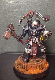 Warhammer 40k | Space Marines | Iron Father #40k #wh40k #warhammer40k #40000…