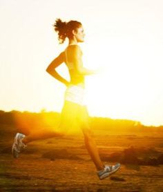 I'm so looking forward to getting out of the house and jogging!