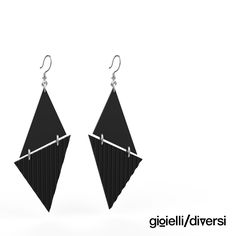 pvc earrings