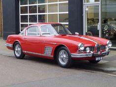 JaguarXK150 3.8S Bertone coupe