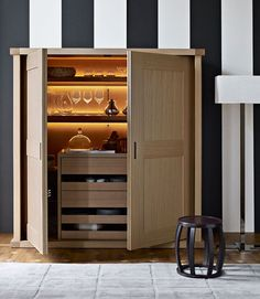High sideboard / contemporary / by Antonio Citterio CONVIVIUM B&B Italia
