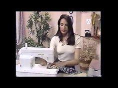 Puntos y Puntadas 46. Campera Impermeable con moldes. María Laura Poratto. - YouTube