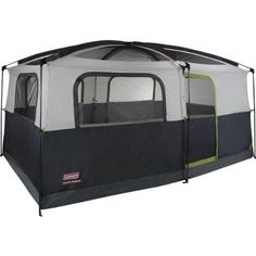 Coleman 2000008055 Prairie Breeze 9-Person Cabin Tent, Black and Grey Finish Coleman,http://www.amazon.com/dp/B004RDQK0K/ref=cm_sw_r_pi_dp_ow6Htb03TQ683PPE
