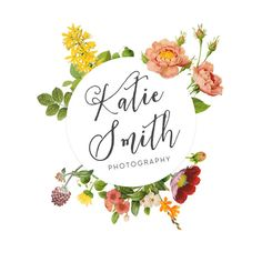 Check out this item in my Etsy shop https://www.etsy.com/listing/234144171/premade-photography-logo-vintage