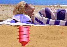 Bem Legaus!: Porta-trecos de praia