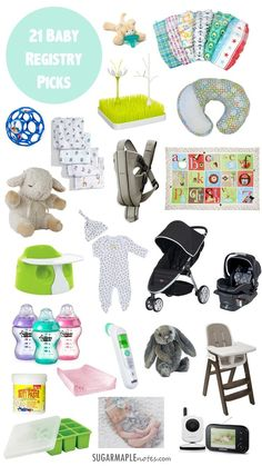 I remember feeling so overwhelmed when it came to starting my baby registry. I asked for advice from other parents and I would hear generic terms like bottles, blankets, diapers, baby monitor, etc. I remember thinking, right, but what EXACTLY should I buy because there are thousands of items to choose from for each babyRead more