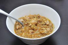 Stephan's Hungarian Mushroom Soup