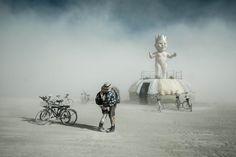 Burning Man - Eric Bouvet
