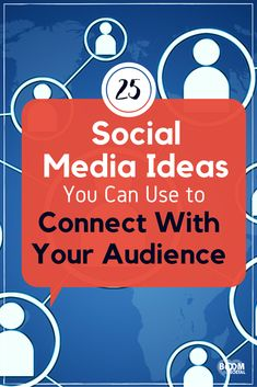 Having a hard time figuring out what to post to on social media to get more engagement? Give these 25 social media ideas a try and start connecting with your audience!