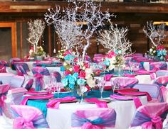 decoration Idea for quinceaneara | Back to Post :3 Important Elements in Quinceanera Table Decorations