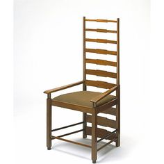 Armchair by Charles Rennie Mackintosh