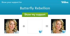 Please help support Butterfly Rebellion, add a #Twibbon now! http://twb.ly/ENXQHB7P  pic.twitter.com/tINhg2I4yn