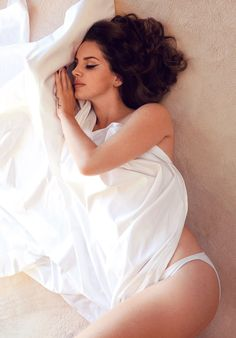 Lana Del Rey - Maxim - December 2014 Lay me down tonight in my linen and curls