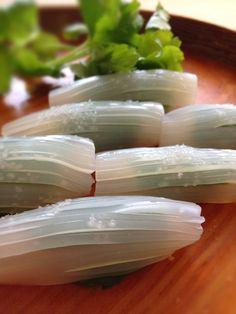squid #sashimi#sushi