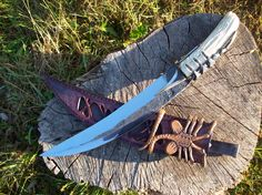 Alien by LBknives http://www.lbknives.pl/gallery/view/114/