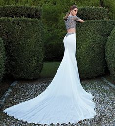 Tarik Ediz Haute Couture 2015 collections are glamourous, elegant, and sophisticated that will make you to be the most beautiful woman in the world. Evening Attire, Evening Dresses, Prom Dresses, Formal Dresses, Wedding Dresses, Morgan Davies Bridal, Best Designer Dresses, Couture 2015, White Bridal