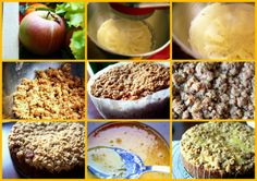 Apple Coffee Crumb Cake, ovvero torta sbriciolata alle mele