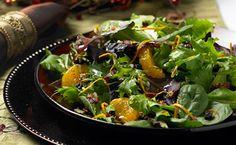 Healthy ingredients for cancer-fighting salad - Health Guide by Dr Prem Jagyasi Nutritious Snacks, Healthy Salads, Healthy Recipes, Yummy Recipes, Epicure Recipes, Organic Recipes, Ethnic Recipes, Mandarin Orange Salad, Healthy Eating Guide