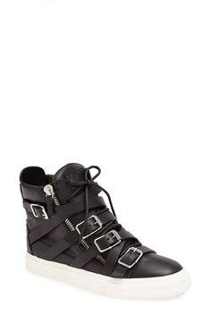 Giuseppe Zanotti 'London' High Top Sneaker (Women) available at #Nordstrom $895