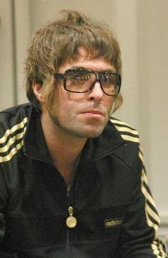 Old skool Liam Gallagher
