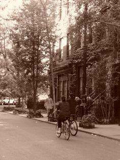 New York - Greenwich Village
