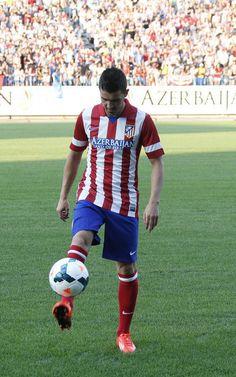 David Villa, Atlético de Madrid