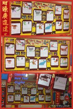 Chinese New Year display