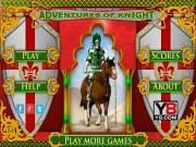 Youre tasked with an important mission throughout Adventures Of Knight! What is that? Enter the 3D adventure game for more information right now! The games story tells about the knight whose sweetheart is a beautiful princess. Once day she is captured in a scary tower at the peak of a mountain because the King  her father  never approve of their love.